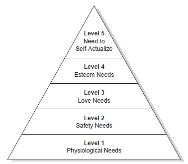Hierarchy of Needs Figure 1